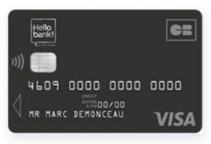 carte visa hello prime