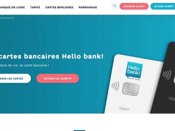 carte hello bank