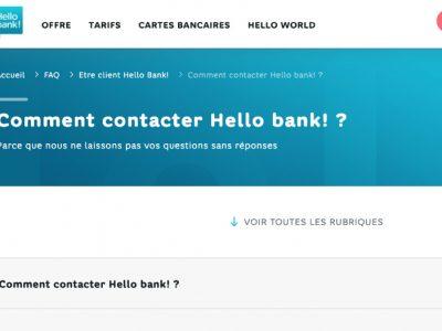 hello bank service client