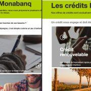 monabanq crédit épargne