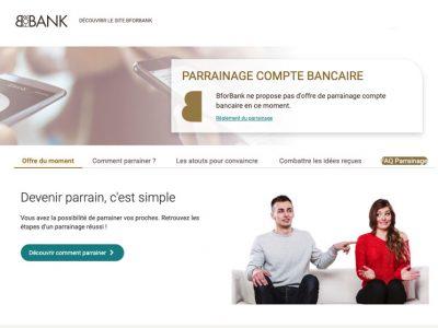 bforbank parrainage