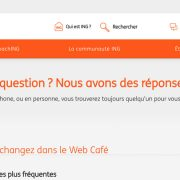 ing service client