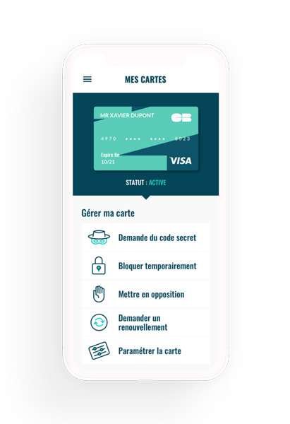 ma french bank carte