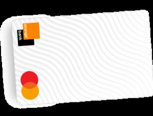orange bank mastercard standard